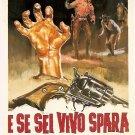 Django Kill...If You Live, Shoot ! (1967) - Tomas Milian  DVD