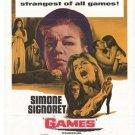 Games (1967) - James Caan  DVD