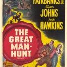 State Secret AKA The Great Manhunt (1950) - Douglas Fairbanks Jr.  DVD
