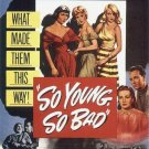 So Young So Bad (1950) - Paul Henreid  DVD