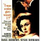 My Foolish Heart (1949) - Dana Andrews  DVD