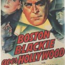 Boston Blackie Goes Hollywood (1942) - Chester Morris  DVD