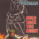 Hold Back The Night (1956) - John Payne  DVD