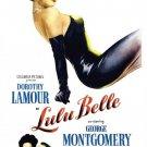 Lulu Belle (1948) - George Montgomery  DVD