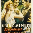 Appointment In Honduras (1953) - Glenn Ford  DVD