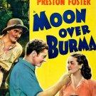 Moon Over Burma (1940) - Robert Preston  DVD