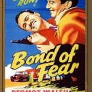 Bond Of Fear (1956) - Dermot Walsh  DVD