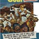 Destination Gobi (1953) - Richard Widmark  DVD