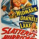 Slattery´s Hurricane (1949) - Richard Widmark  DVD
