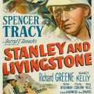 Stanley And Livingstone (1939) - Spencer Tracy  DVD