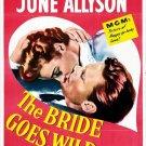 The Bride Goes Wild (1948) - Van Johnson  DVD