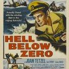 Hell Below Zero (1954) - Alan Ladd  DVD