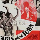 Girls About Town (1931) - Joel McCrea  DVD