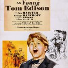 Young Tom Edison (1940) - Mickey Rooney  DVD