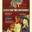 A Kid For Two Farthings (1955) - Diana Dors  DVD