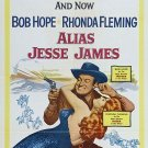 Alias Jesse James (1959) - Bob Hope  DVD