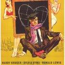 Bachelor Of Hearts (1958) - Hardy Kruger  DVD