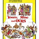 Yours, Mine And Ours (1968) - Lucille Ball  DVD