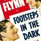 Footsteps In The Dark (1941) - Errol Flynn  DVD