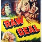 Raw Deal (1948) - Dennis O´Keefe  DVD