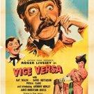Vice Versa (1948) - Roger Livesey  DVD