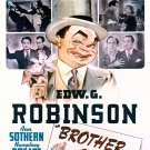 Brother Orchid (1940) - Edward G. Robinson  DVD