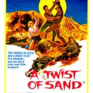 A Twist Of Sand (1968) - Honor Blackman  DVD