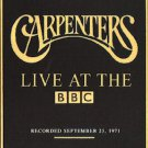 Carpenters : Live At The BBC 1971  DVD