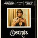 Secrets (1971) - Jacqueline Bisset  DVD