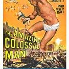 The Amazing Colossal Man (1957) - Glenn Langan  DVD