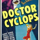 Dr. Cyclops (1940) - Albert Dekker  DVD