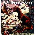 The Land Unknown (1957) - Jock Mahoney  DVD