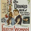 The Leech Woman (1960) - Coleen Gray  DVD