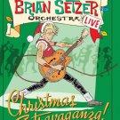 Brian Setzer - Christmas Extravaganza  DVD