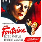 Ivy (1947) - Joan Fontaine  DVD