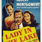 Lady In The Lake (1946) - Robert Montgomery  DVD