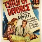 Child Of Divorce (1946) - Regis Toomey  DVD