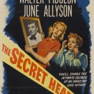 The Secret Heart (1946) - Claudette Colbert  DVD