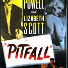 Pitfall (1948) - Dick Powell  DVD