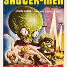 Invasion Of The Saucer Men (1957) - Steven Terrell  DVD