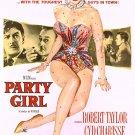 Party Girl (1958) - Robert Taylor  DVD