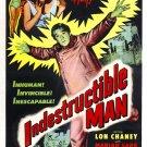 Indestructible Man (1956) - Lon Chaney Jr.  DVD
