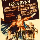 The Prince And The Pauper (1937) - Errol Flynn  DVD