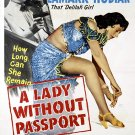 A Lady Without Passport (1950) - Hedy Lamarr  DVD