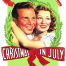 Christmas In July (1940) - Dick Powell  DVD