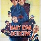 Mary Ryan, Detective (1949) - Marsha Hunt  DVD