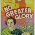 No Greater Glory (1934) - Frankie Darro  DVD