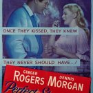 Perfect Strangers (1950) - Ginger Rogers  DVD