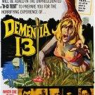 Dementia 13 (1963) - William Campbell  DVD