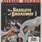 The Barkleys Of Broadway (1949) - Fred Astaire  DVD